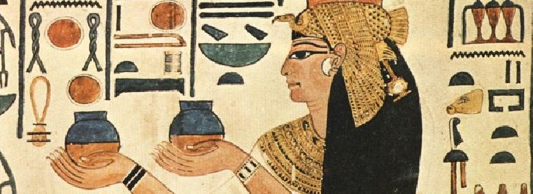 """Zythum, la """"bière"""" égyptienne."""